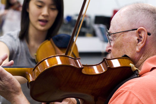 The Violin Book Eden Vaning Rosen