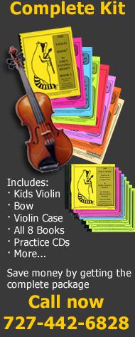 The Violin Book 6: Advanded Left Hand Technique