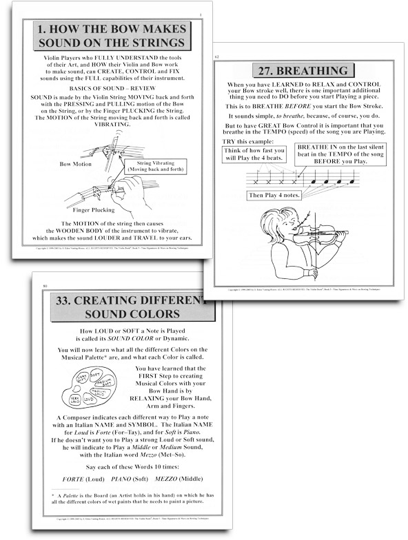 The Viola Book 5: More Bowing Techniques